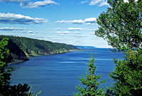 View at Fundy National Park