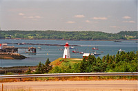 View From Campobello Island, N.B.